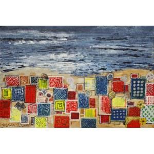 Włodzimierz Zapart, Plaża, 2020