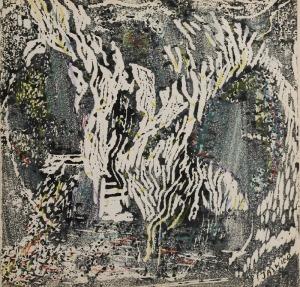 Zbigniew JASKIERSKI (1928-1969), Pegaz, 1963