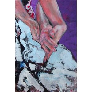 Diana Galińska, Masaż dłoni