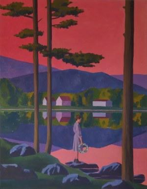 Artur Grucela (ur. 1987), The Wreath, 2020