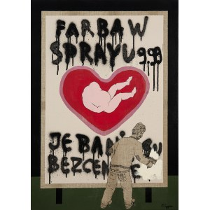 Michał Cygan (ur. 1989), Billboard III, 2021