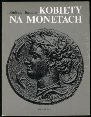 Banach Andrzej. Kobiety na monetach.