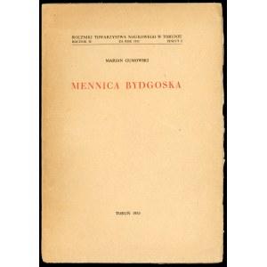 Gumowski Marian. Mennica Bydgoska.