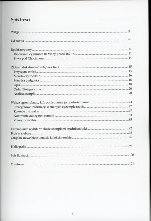 Jasek Dariusz F. Studukatówka Bydgoska 1621 Zygmunta III Wazy.