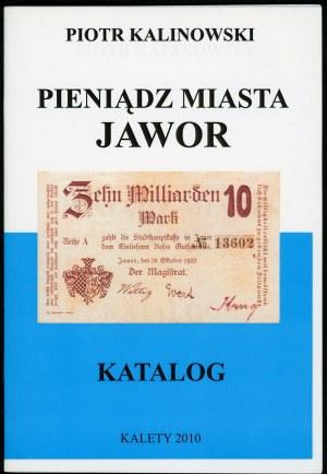 Kalinowski Piotr. Pieniądz miasta Jawor.