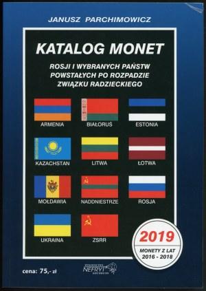 Parchimowicz Janusz. Katalog monet Rosji Carskiej / Katalog monet Rosji ...