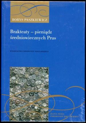 Paszkiewicz Borys. Brakteaty – pieniądz średniowiecznych Prus.