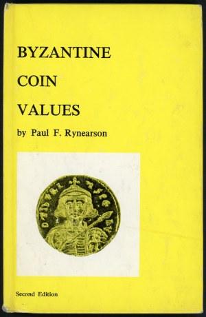 Renearson Paul F. Byzantine Coins Values.