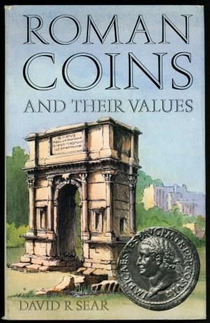 Sear David R. Roman coins and their values.