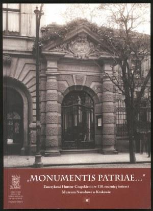 Skorupska Janina (red.) Monumentis Patriae...