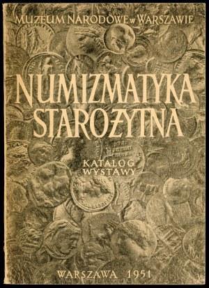 Szemiothowa Anna. Numizmatyka starożytna.