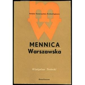 Terlecki Władysław. Mennica warszawska.