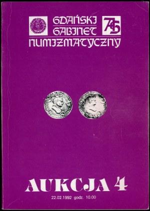 Gdański Gabinet Numizmatyczny Aukcja 4