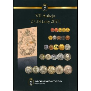 Salon Numizmatyczny Mateusz Wójcicki VII Aukcja