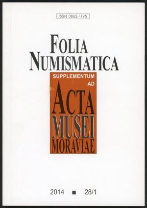 Folia Numismatica 2014. 28/1