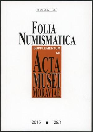 Folia Numismatica 2015. 29/1