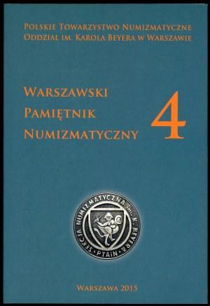 Warszawski Pamiętnik Numizmatyczny 4