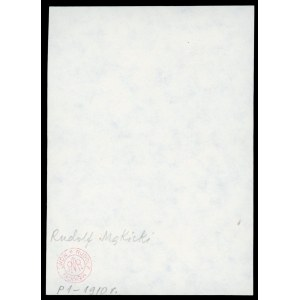 Goldstein, Maksymilian - Ekslibris numizmatyczny