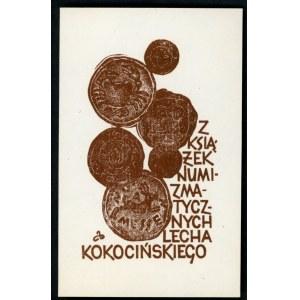 Kokociński, Lech - Ekslibris numizmatyczny.