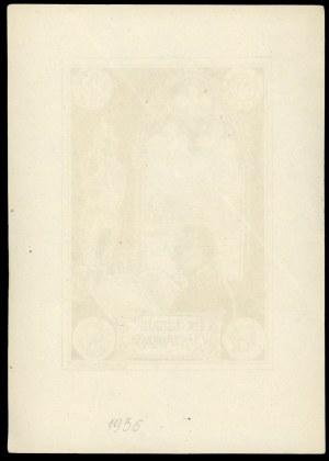 Stagłowski, W. J. - Ekslibris numizmatyczny