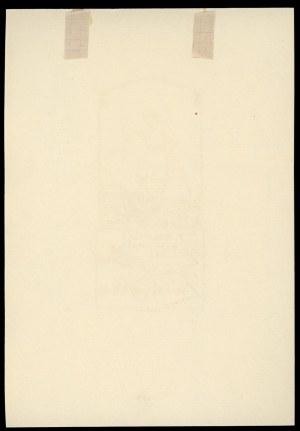 Zygarłowski, Franciszek - Ekslibris numizmatyczy