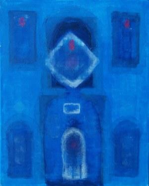 Ilona Krzyżanowska (ur. 1984), Blue woman