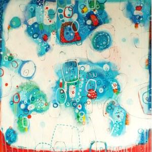 Marlena Rakoczy (ur. 1976), Blue dream, 2021