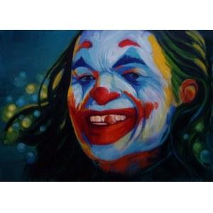 Marzena Hettich-Uryszek (ur. 1969), Joker, 2021