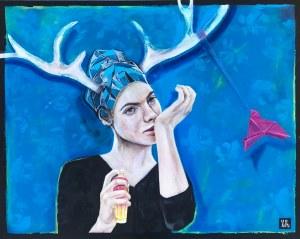 Zanna Brzyzek (ur. 1980), Bez tytułu, 2020