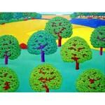 Jakub Dominik(ur.1956), Drzewa, 2002