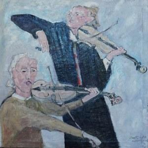 Adam Kuba Matejkowski (ur.1953), Duetto, 2020