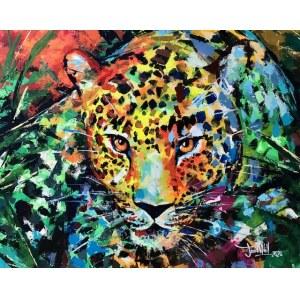 Jose Angel Hill, Wild animal