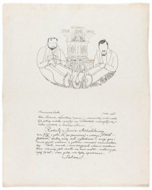 Gall Iwo (1890-1959), Zaproszenie na