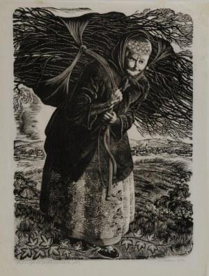 Paweł Steller (1895-1974), Z jabłonkowskich gór, 1938