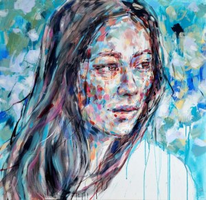 Małgorzata SĘK, Blue Wonderland, 2021 r.