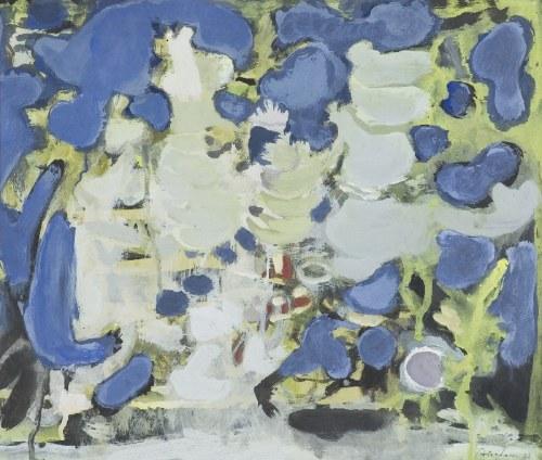 Alfred ABERDAM  (1894-1963), Bez tytułu, 1958
