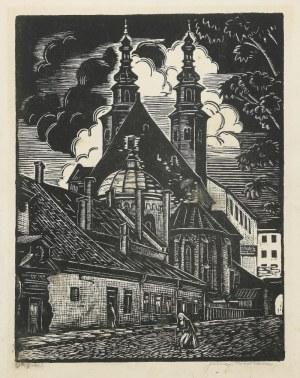 Janina NOWOTNOWA (1893-1963), XX w., Kościół św. Andrzeja w Krakowie