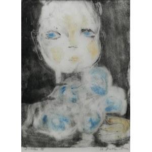 Stefania DRETLER-FLIN (1909-1994), Dziecko III, lata 50. XX w.