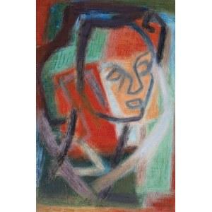 Felicja PACANOWSKA  (1907-2002), Portret, 1952