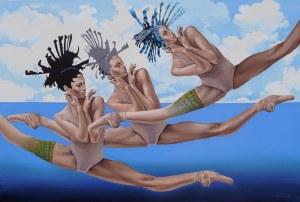 Andrejus Kovelinas, Flying Ballet, 2021