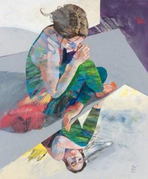 Adam Wątor, W kolorach wiosny, 2021