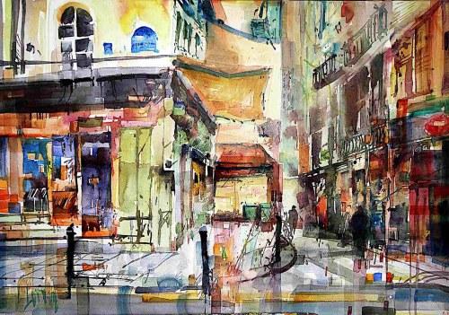 Krzysztof Ludwin, Paryż w kolorach, 2020