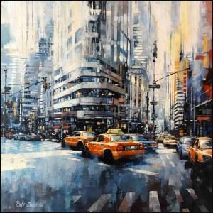 Piotr Zawadzki, Metropolis. New York Sun, 2021