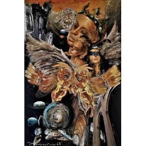J. Aurelia Sikiewicz-Wojtaszek, The Sense of Universes, 2021