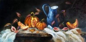 Katarzyna Panko, Figs&Pumpkins, 2021