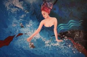 Patrycja Kruszyńska-Mikulska, Ocean Sounds, 2021