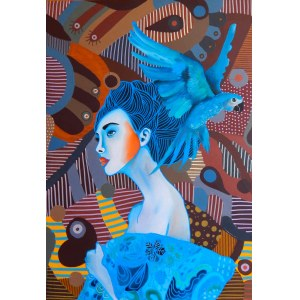 Marcin Painta, Ona i papuga 5, 2018