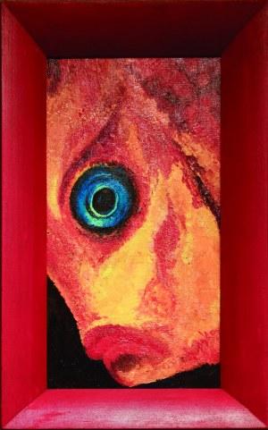 Katarzyna Lipska-Ziębińska (ur. 1974), Życie oceanu in red, 2003