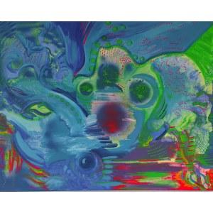 Joanna Ostrowska (ur. 1979), Four visions, 2020