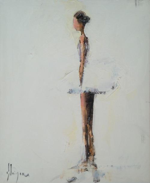 Dominique Kleiner, Danseuse, 2016